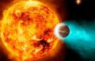 Ученые обнаружили гигантскую экзопланету