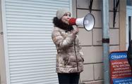 Многодетная мать из Могилева: Перед миллионами белорусов власти не устоят