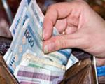 Реальная зарплата в октябре снизилась на 0,5%