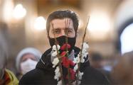 Белорусские католики и протестанты отмечают Вербное воскресенье: фоторепортаж