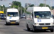В Гродно водитель маршрутки во время движения смотрел сериал