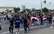 Студенты дали отпор милиции на Немиге