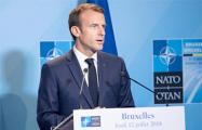 Макрон: Трамп в Брюсселе ни разу не упоминал о возможности выхода из НАТО