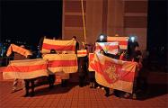 «Каждый день и до победы!»: регионы Беларуси вышли на акции протеста