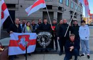 Белорусы в Филадельфии почтили память Тадеуша Костюшко