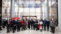 Главы дипмиссий ЕС встретились с родственниками политзаключенных и убитых белорусов