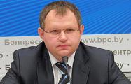 Максим Ермолович: Сейчас нет поступлений в бюджет от экспорта нефти