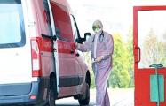Как коронавирус распространяется по белорусским регионам