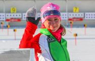 Белоруска Киннунен возвращается в сборную Беларуси после рождения ребенка