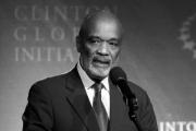 Умер бывший президент Гаити Рене Преваль