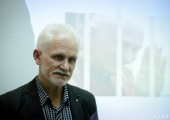 Алесь Беляцкий стал лауреатом премии «За права человека и верховенство закона»