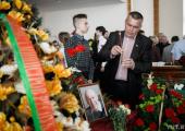 В Минске простились с Андреем Туром