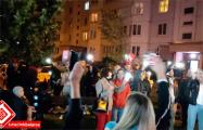 Народные гуляния в Сухарево в самом разгаре