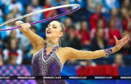 Мелитина Станюта выиграла четыре медали на этапе Гран-при в Чехии