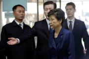 Бывший президент Южной Кореи арестована по делу коррупции