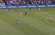Видеофакт: Австралийский футболист забил фантастический гол «ударом скорпиона»