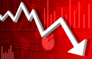 За пять месяцев ВВП обвалился на 2,8%