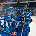 ХК «Динамо-Минск» вырвал победу у рижских одноклубников