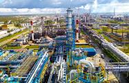 Мозырский НПЗ начал переработку качественной нефти