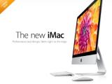 Apple показала сверхтонкий iMac