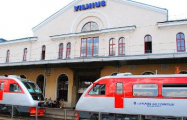 Литва отменяет поезда в Россию через Беларусь