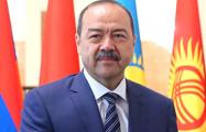 Премьер Узбекистана попал в аварию под Ташкентом