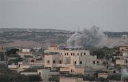NYT: Россия атаковала лагерь беженцев в Сирии