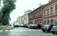 В Минске начался снос хлебозавода в Раковском предместье