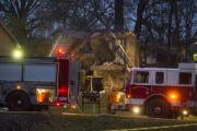 Жертвами падения самолета на жилой дом в Огайо стали девять человек