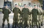 Литва планирует существенно увеличить численность армии