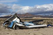 Обломки SpaceShipTwo разбросало в радиусе 8 километров