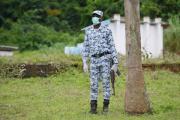 В Либерии из больницы сбежали 17 пациентов с лихорадкой Эбола