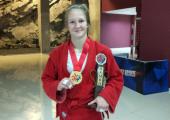 Вера Гореликова завоевала очередное золото для Беларуси