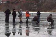 МЧС запретит рыбакам выходить на лед без разрешения
