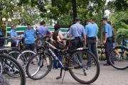Велопрогулками в Гомеле заинтересовалась милиция