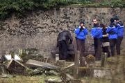 Во Франции по подозрению в осквернении еврейского кладбища задержаны подростки