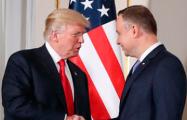 Дональд Трамп: Польша – это сердце и душа Европы