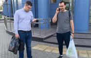 Задержанные кандидаты в Мосгордуму Яшин, Гудков, Жданов и Соболь вышли на свободу