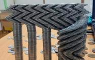 Фотофакт: японец «ломает» законы физики своими скульптурами