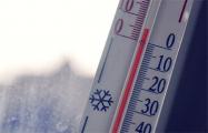Рябов: До конца декабря белорусов ожидает теплая погода