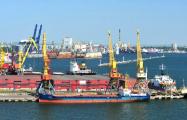 В портах Украины перевалка грузов достигла рекордной отметки