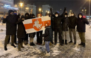 Партизаны по всей Беларуси каждый день выходят на улицы