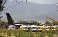 Фоторепортаж: Крушение военного самолета Ил-76 в Алжире