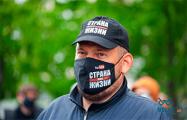 Сергей Тихановский - гродненцам: Буду рад отпраздновать с вами победу!