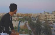 Видеофакт: Сириец поет рэп о России на развалинах Идлиба