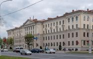 В Минском радиотехническом колледже обвалился потолок