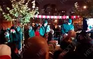 В минских дворах проходят концерты солидарности
