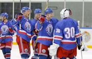 Хоккеисты «Юности» обыграли победителя Лиги чемпионов