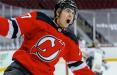 Егор Шарангович набрал свои первые 20 очков в НХЛ за 42 матча