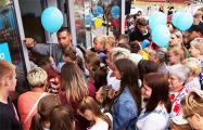 В Гомеле во время открытия нового супермаркета произошла давка